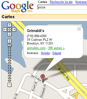 Google Maps (exemple)